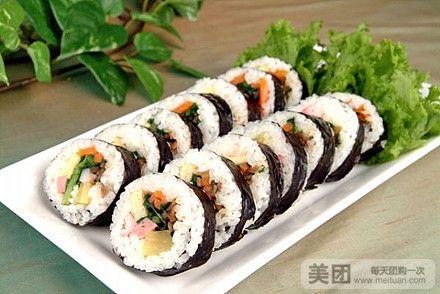 菜包饭2选1 火炉 小料2份 3店通用,享受DIY韩式烧烤的无限乐趣